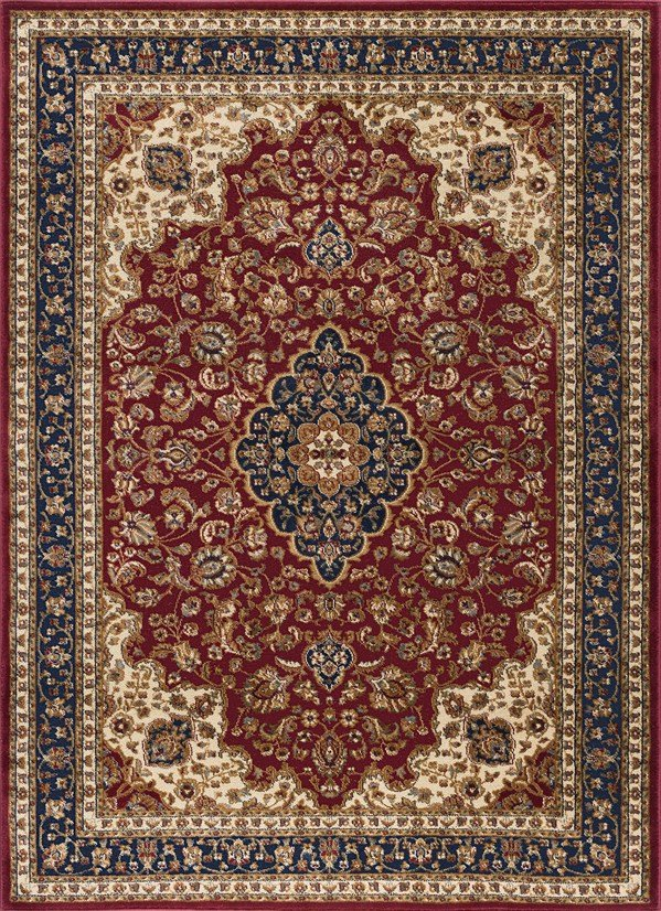 Red (4780) Traditional / Oriental Area Rug