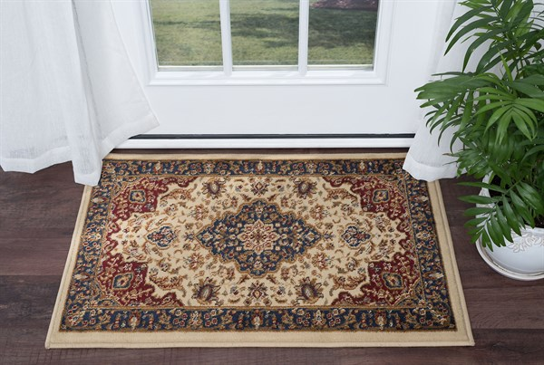 Ivory (4782) Traditional / Oriental Area Rug