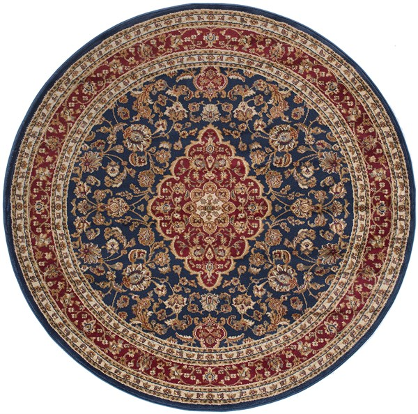 Navy (4787) Traditional / Oriental Area Rug