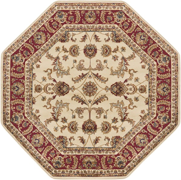 Ivory (4792) Traditional / Oriental Area Rug