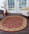 Product Image of Red, Beige, Green (4810) Traditional / Oriental Area Rug
