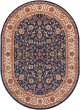 Product Image of Navy (4817) Traditional / Oriental Area Rug