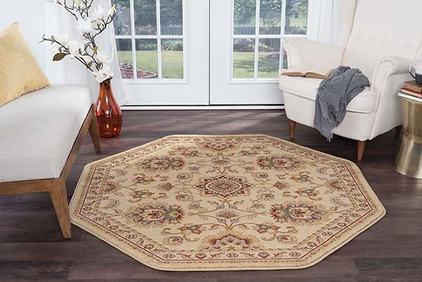 Ivory (SNS4852) Traditional / Oriental Area Rug
