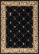 Product Image of Traditional / Oriental Black (SNS-4883) Area Rug