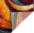 Product Image of Blue, Red, Green, Magenta (SMP-1001) Abstract Area Rug