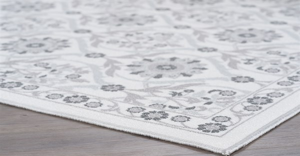 Ivory (MJS-3402) Moroccan Area Rug