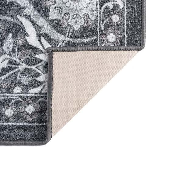 Charcoal (MJS-3418) Moroccan Area Rug