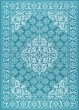 Product Image of Traditional / Oriental Teal (MJS-3615) Area Rug