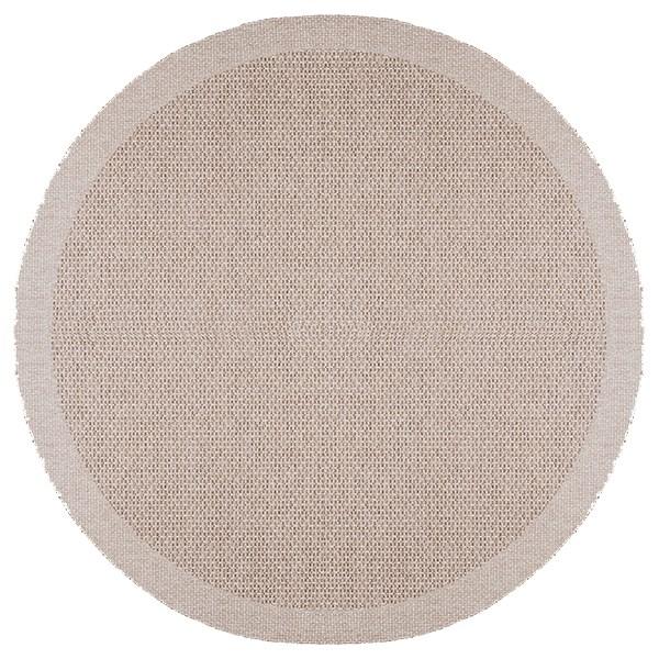 Cream, Natural Beige (SRN-1016) Outdoor / Indoor Area Rug