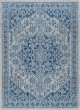 Product Image of Traditional / Oriental Indigo, Light Gray (VND-1414) Area Rug