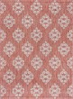 Product Image of Contemporary / Modern Terracotta, Light Gray (VND-1520) Area Rug