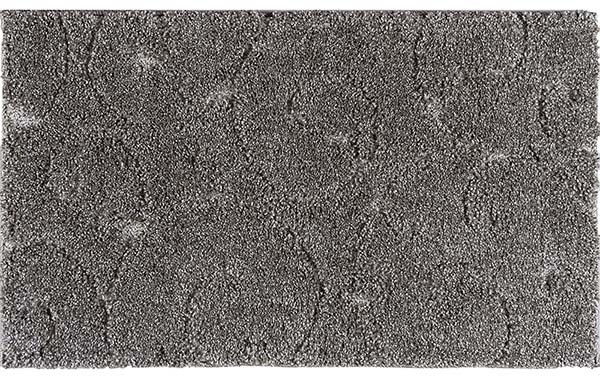 Taupe (BRK-1009) Shag Area Rug