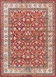 Product Image of Traditional / Oriental Red (MLN-4300) Area Rug