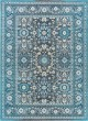 Product Image of Traditional / Oriental Aqua (MLN-4419) Area Rug