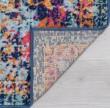 Product Image of Blue, Pink, Orange (JSM4001) Bohemian Area Rug