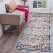 Product Image of Pink (JSM4242) Bohemian Area Rug