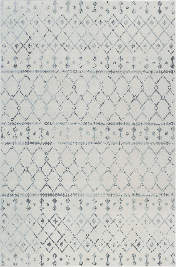 Cream (JSM4517) Bohemian Area Rug