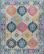 Product Image of Bohemian Navy, Pink, Cream (JSM4607) Area Rug