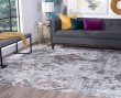 Product Image of Grey (VEN0309) Abstract Area Rug