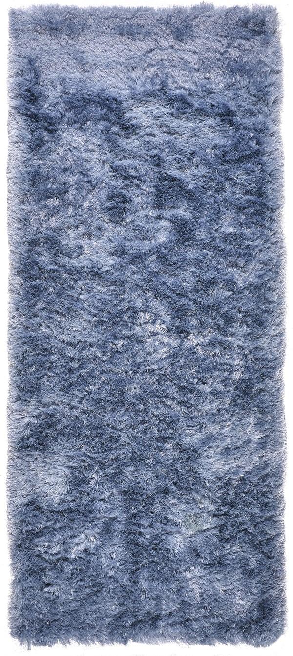 Light Blue Solid Area Rug