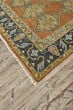 Product Image of Rust, Charcoal Traditional / Oriental Area Rug