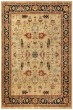 Product Image of Traditional / Oriental Camel, Black Area Rug