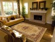 Product Image of Gold, Brown Traditional / Oriental Area Rug