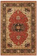 Product Image of Traditional / Oriental Red, Black Area Rug