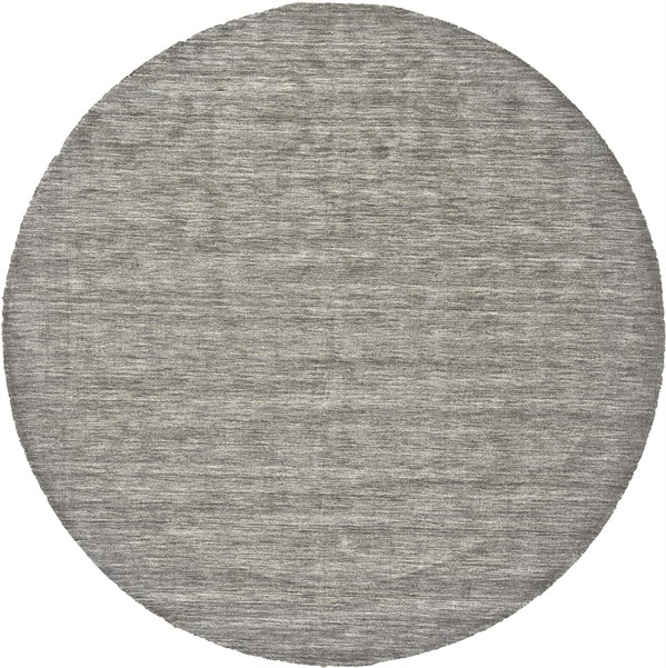 Light Gray Casual Area Rug