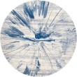 Product Image of Cobalt Contemporary / Modern Area Rug