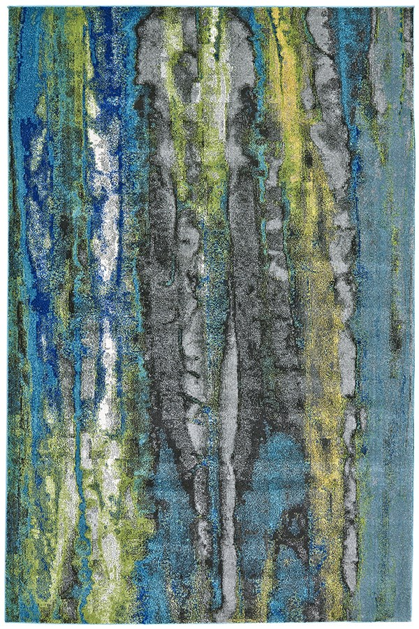 Aura Contemporary / Modern Area Rug