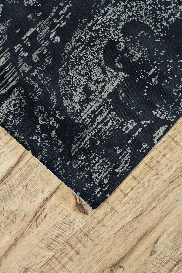 Ash Vintage / Overdyed Area Rug