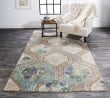 Product Image of Evergreen Floral / Botanical Area Rug