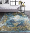 Product Image of Lagoon Bohemian Area Rug