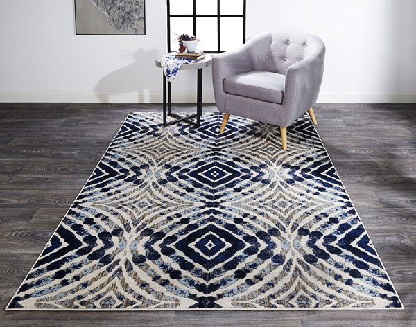 Dusk Contemporary / Modern Area Rug