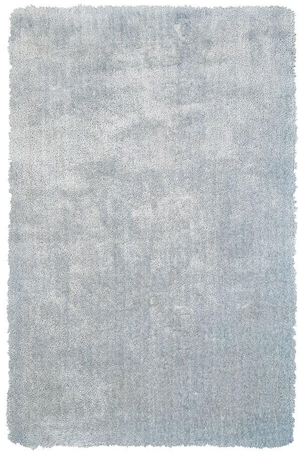 Sky Blue Solid Area Rug