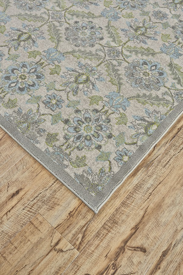 Birch, Taupe Transitional Area Rug