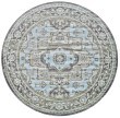 Product Image of Taupe, Castle Traditional / Oriental Area Rug