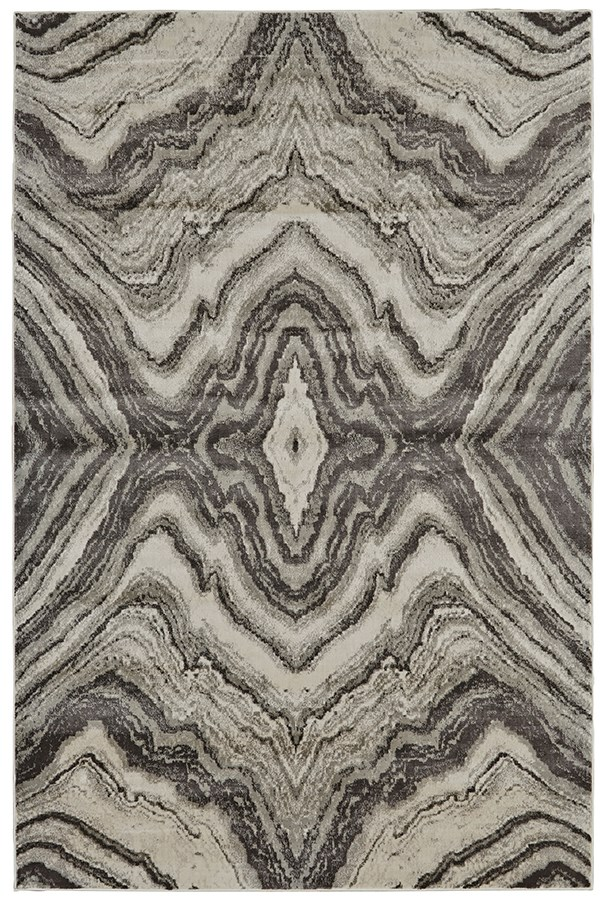 Birch, Sterling Contemporary / Modern Area Rug