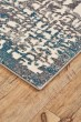 Product Image of Grey, Turquoise Transitional Area Rug