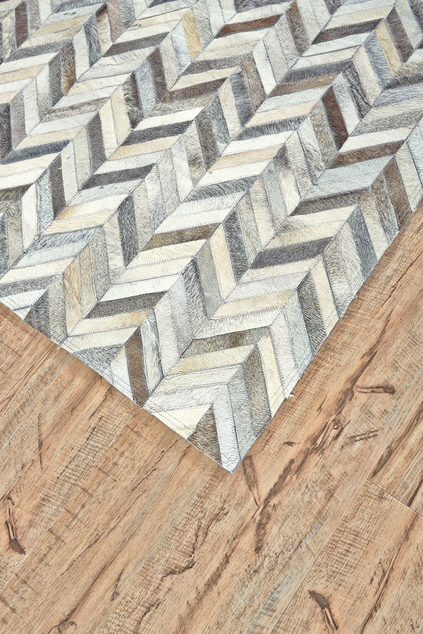 Slate Animals / Animal Skins Area Rug