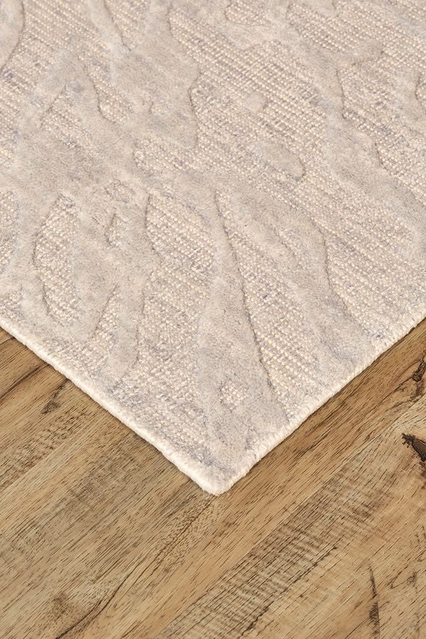 Cashmere Textured Solid Area Rug