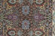 Product Image of Taupe, Brown, Blue Floral / Botanical Area Rug