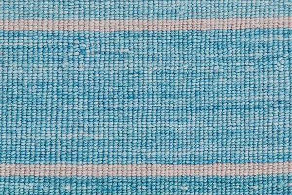Aqua Blissful Blues Area Rug