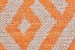 Product Image of Orange, Natural Moroccan Area Rug