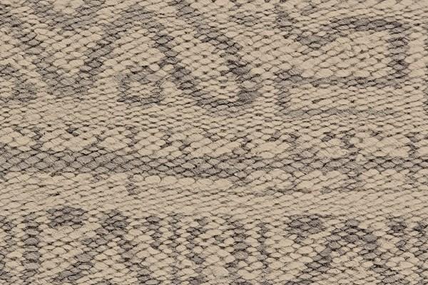 Beige, Grey Moroccan Area Rug