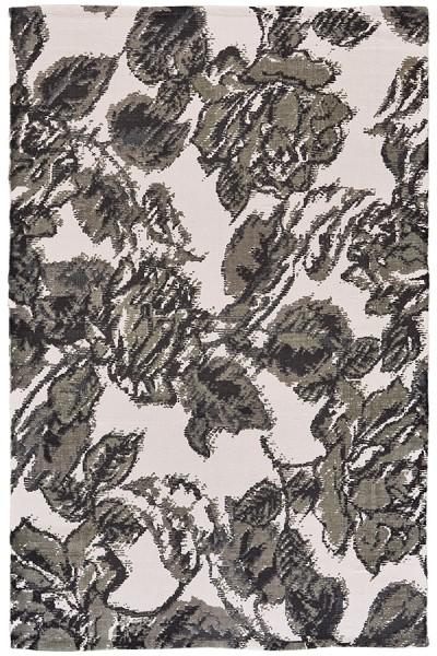 Grey, Black Outdoor / Indoor Area Rug