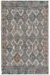 Product Image of Black, Tangerine Traditional / Oriental Area Rug