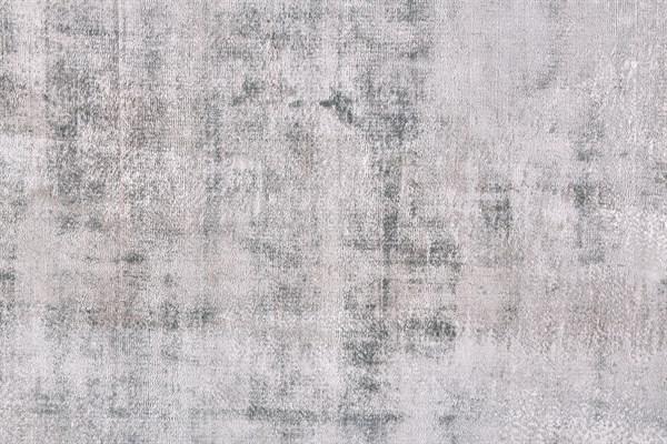 Grey Abstract Area Rug