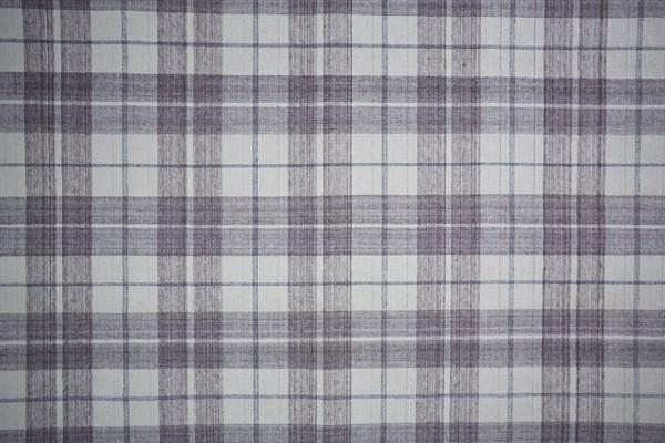 Ivory, Grey Striped Area Rug